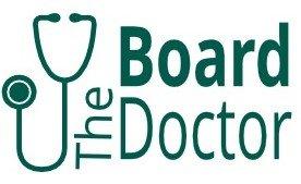 The Board Doctor Logo