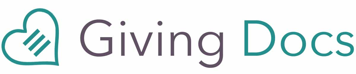 GivingDocs Logo