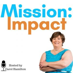 Working with Volunteers with Peggy Hoffman, by Mission Impact