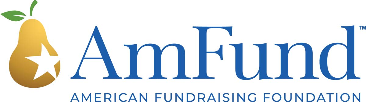 American Fundraising Foundation AmFund Golden Pear logo