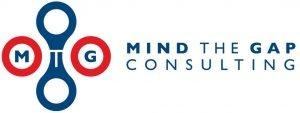 Mind the Gap Consulting Nonprofit Fixer logo