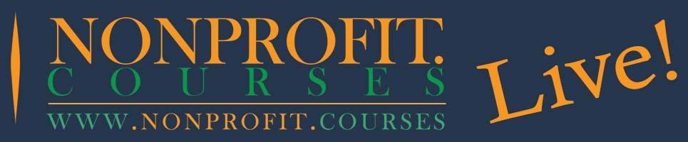 Nonprofit.Courses LIVE! logo