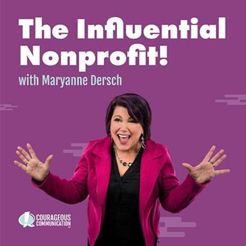 the influential nonprofit podcast